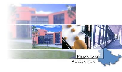 Finanzamtsgebäude in Pößneck